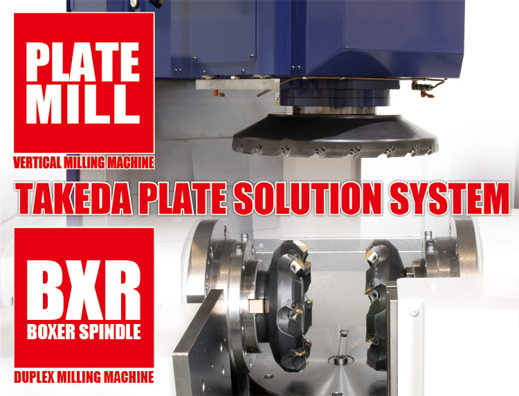 TAKEDA PLATE SOLUTION SYSTEM
